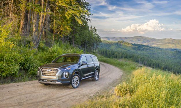 Cars.com Names Hyundai Palisade As SUV Challenge Winner