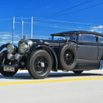 Bentley Blue Train Tribute at Speed