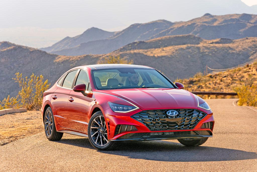 2020 Hyundai Sonata The New Sonata Sedan Fights Back
