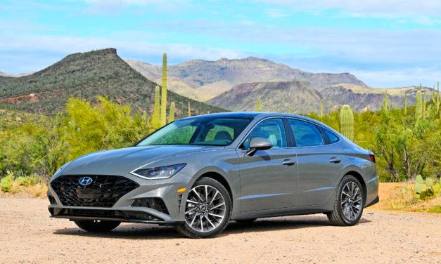 2020 Hyundai Sonata: The Sedan Fights Back