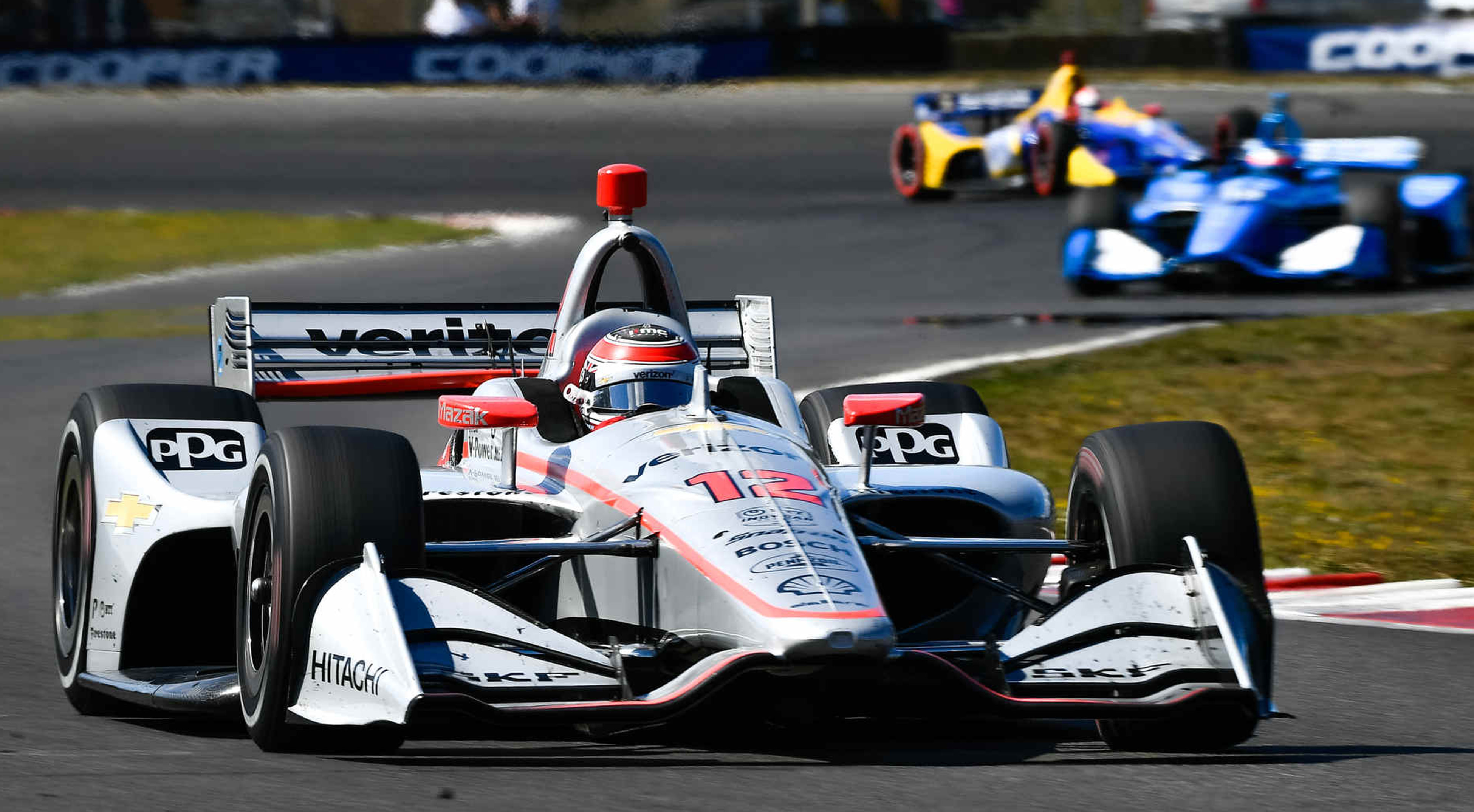 Will Power Chevy