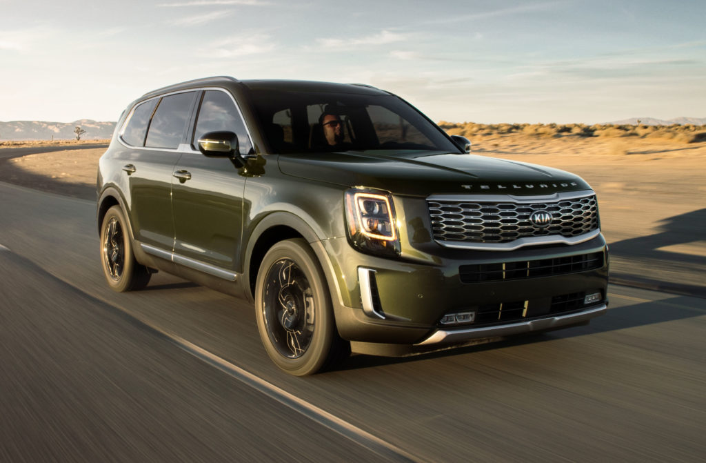 Kia Telluride Utility of the year