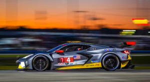 ALL EYES ON THE 2020 CHEVROLET CORVETTE C8.R AT THE ROLEX 24 HOURS OF DAYTONA
