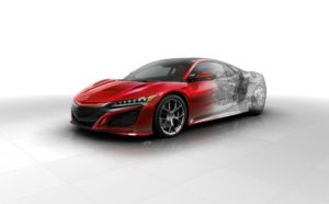 Acura Reveals How An NSX Engine Is Manufactured