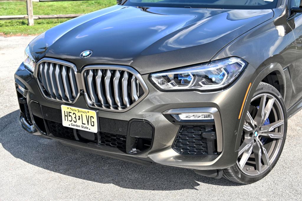 BMW X6 Front Clip