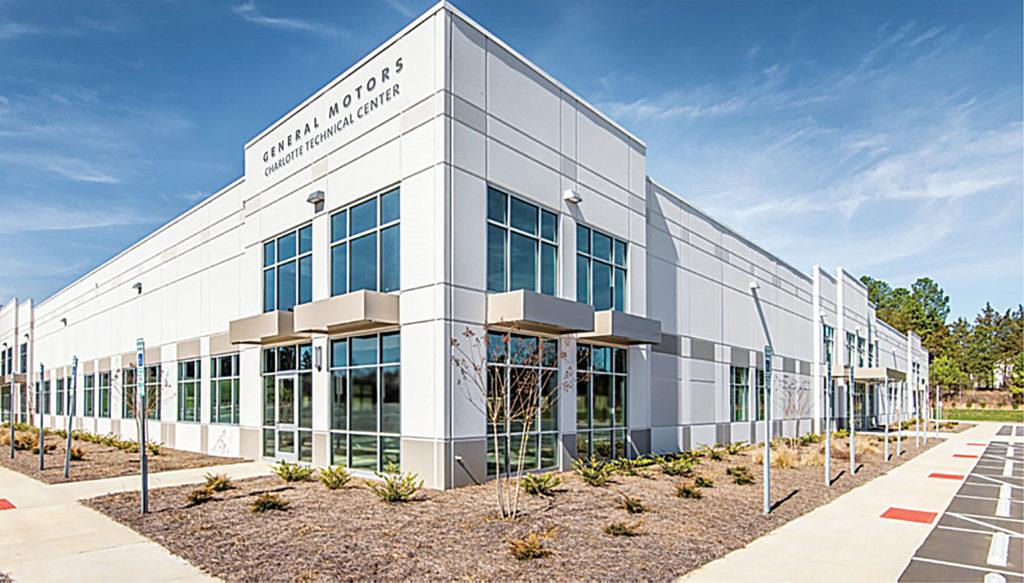 GM Charlotte Technical Center