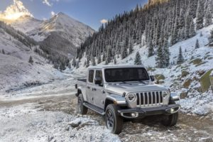 Jeep Releases Special Edition Models To Combat Winter
