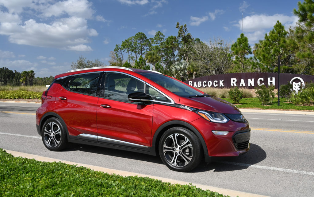 New Chevy Bolt EV
