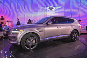 NEW Genesis GV80 SUV Revealed IN MIAMI BEACH