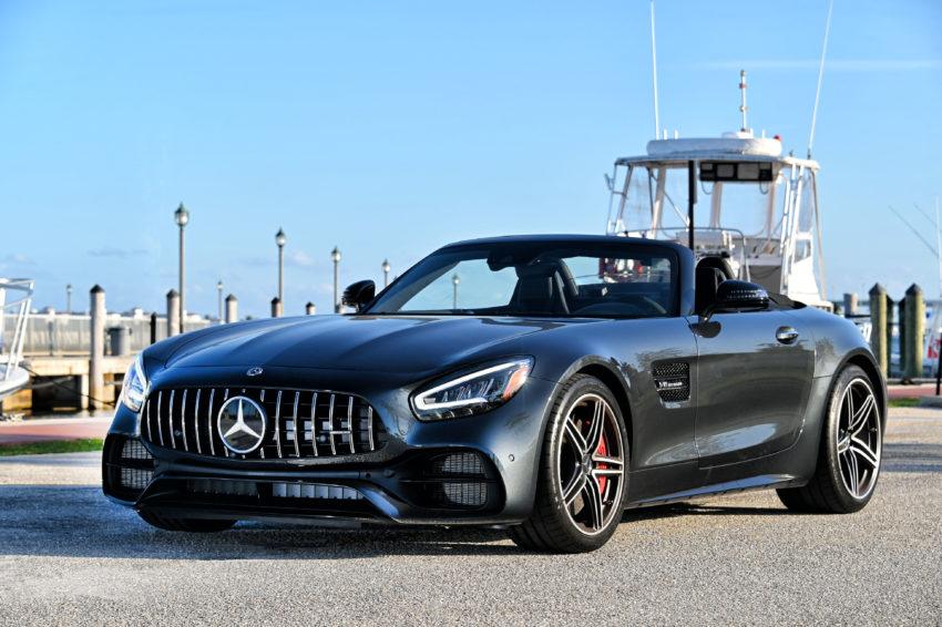Mercedes-AMG Beauty shot