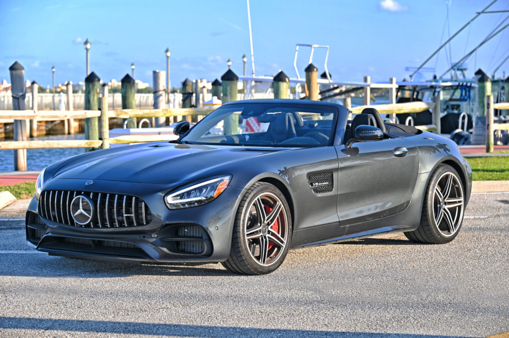 Stand up AMG GT C