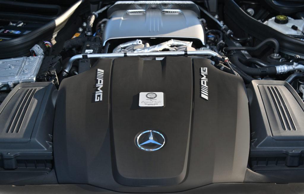 Mercedes AMG BiTurbo