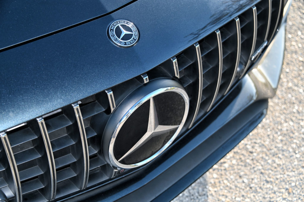 AMG Grille