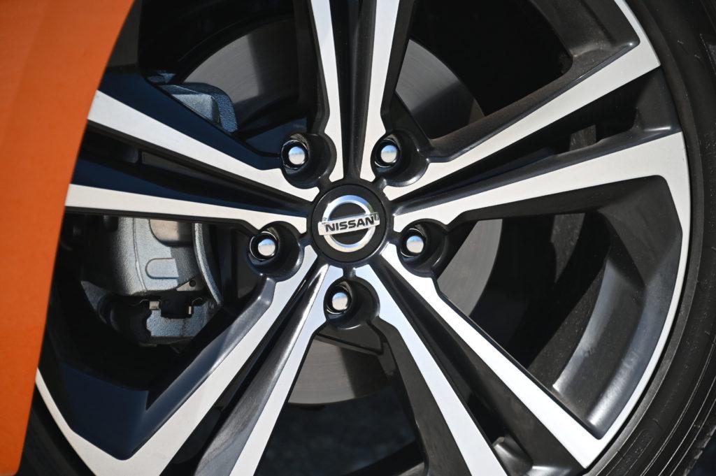 Sentra Wheel