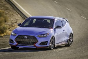"""Hyundai's Veloster N Declared """"Most Fun-to-Drive"""" Car For 2020"""