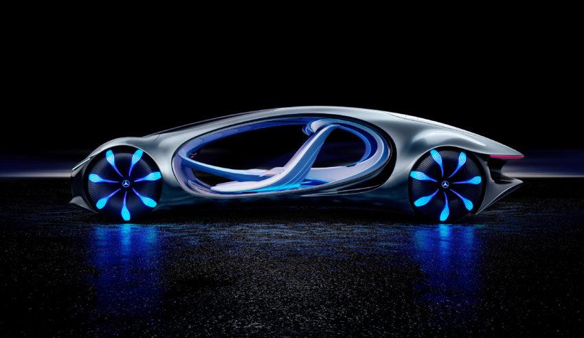 Mercedes-Benz VisionAVTR