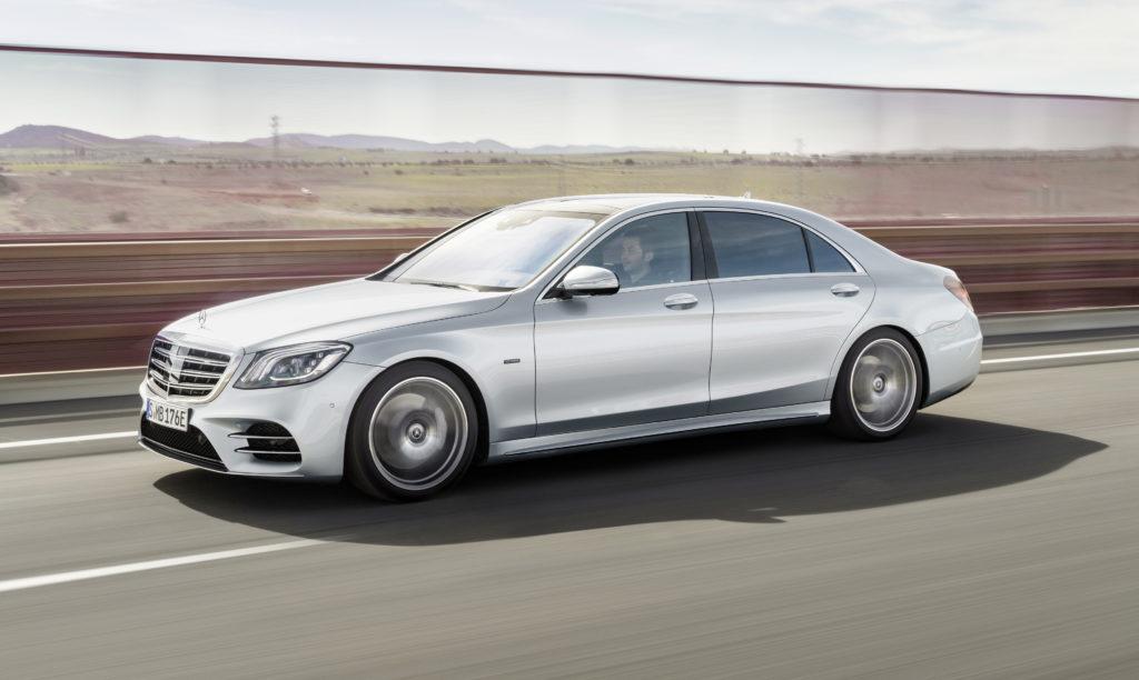 2020 Mercedes S560 E