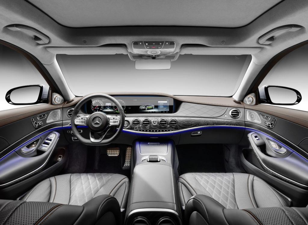 Interior S-Class