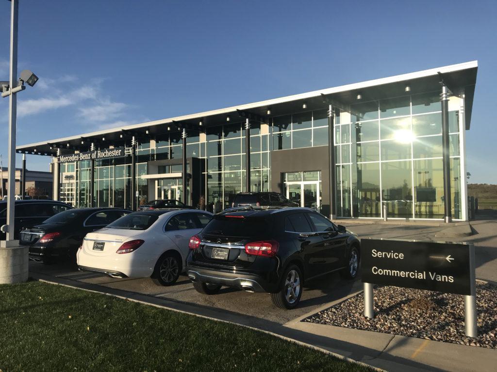 Mercedes-Benz Rochester