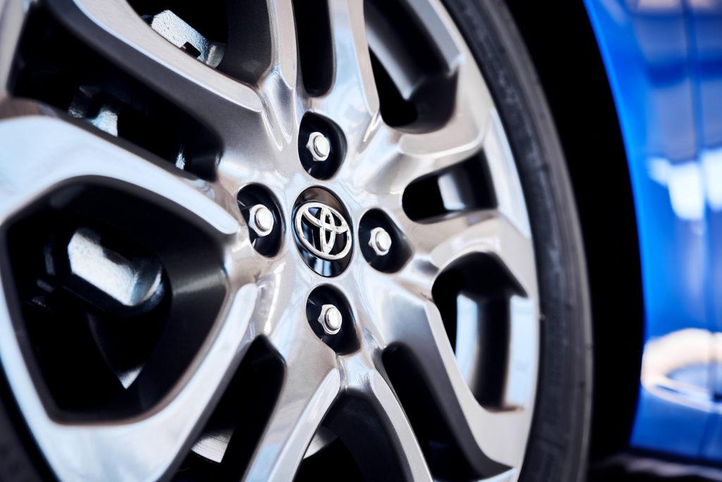Yaris Alloy Wheels