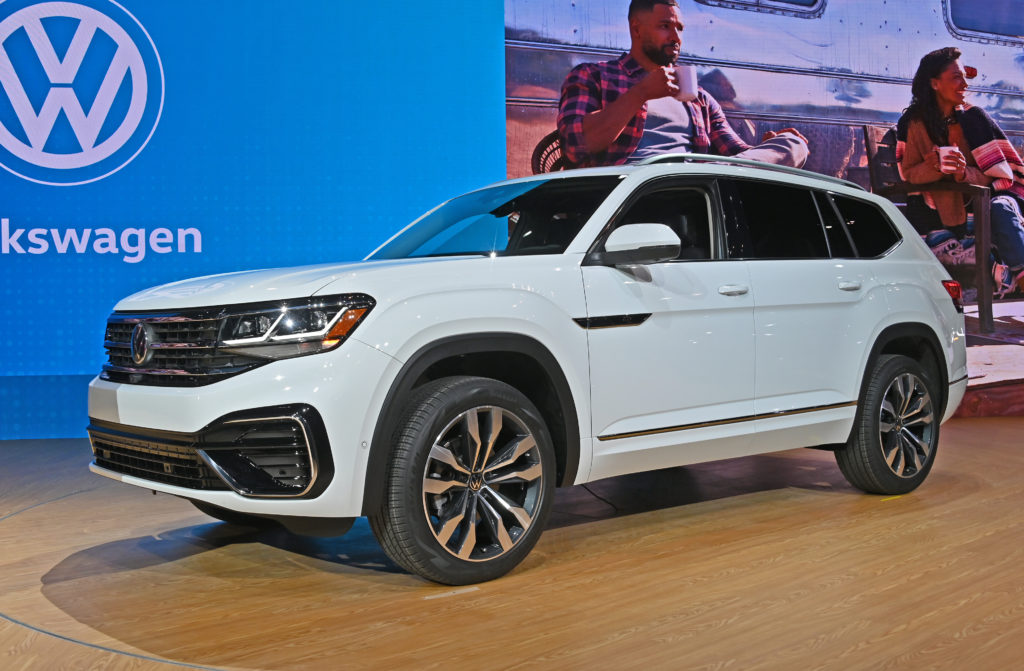 Chicago Auto Show Volkswagen