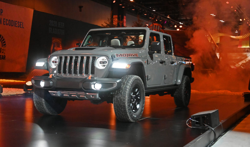 Chicago Jeep DR Gladiator