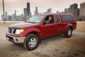 Meet The Million-Mile Nissan Frontier