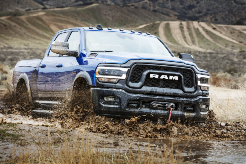 Heavy Ram