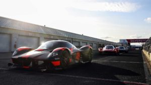 Aston Martin Valkyrie Hits The Track At Silverstone