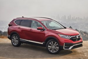 2020 CR-V Hybrid Earns Top Safety Pick Honors