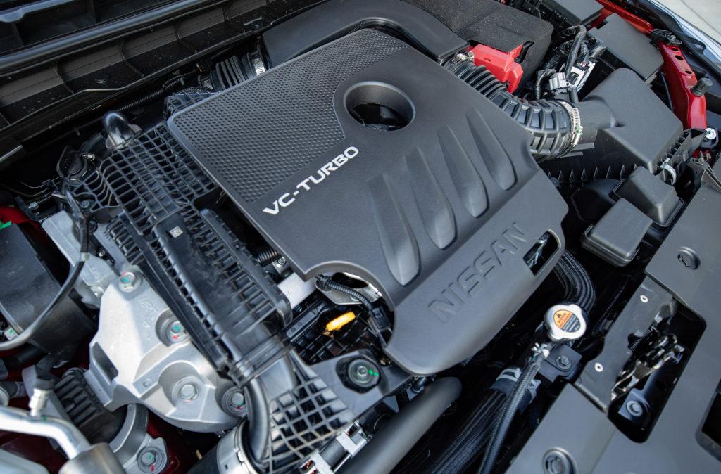 Altima engine