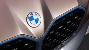 BMW Logo Receives A Modern Facelift