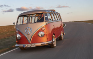 THE E-BULLI CONCEPT: A HIGH-TECH CLASSIC VOLKSWAGEN
