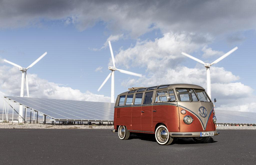 VW Fan power