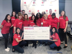 NISSAN PITCHES IN FOR NASHVILLE TORNADO RELIEF