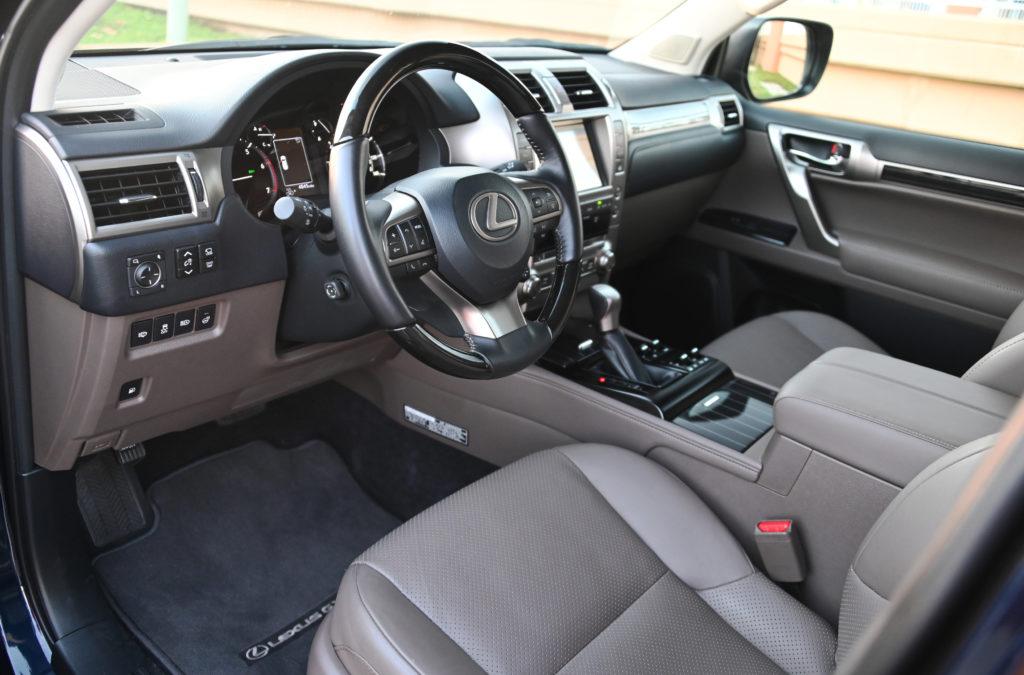 GX460 Interior