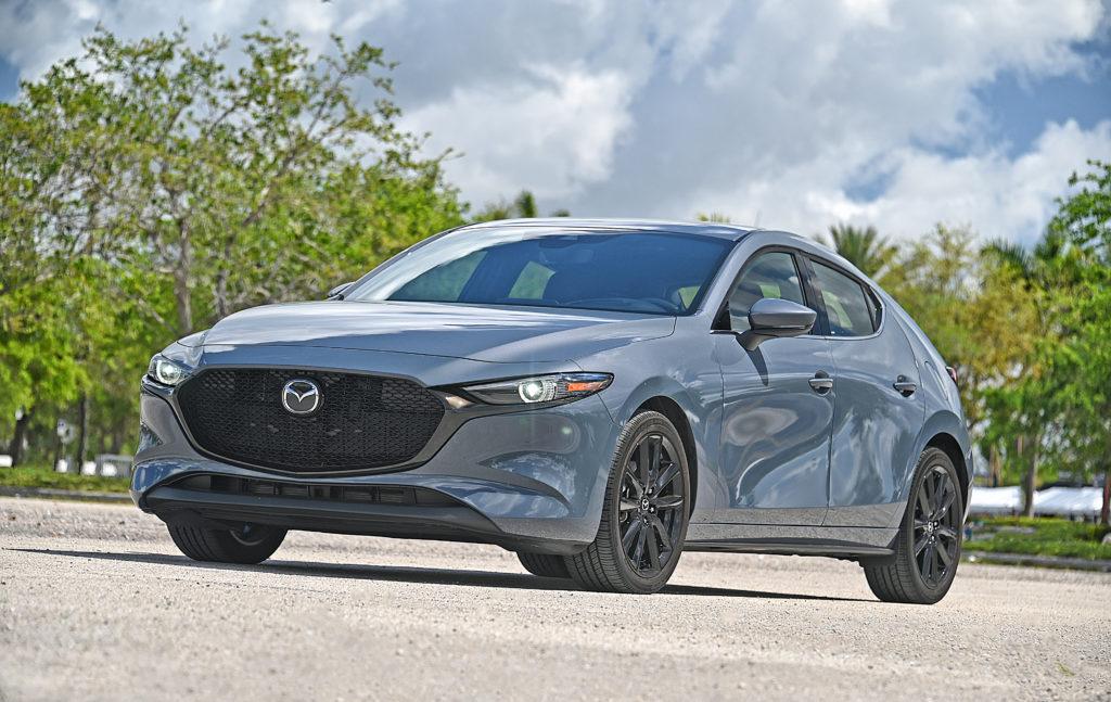 Mazda Mazda3 angled