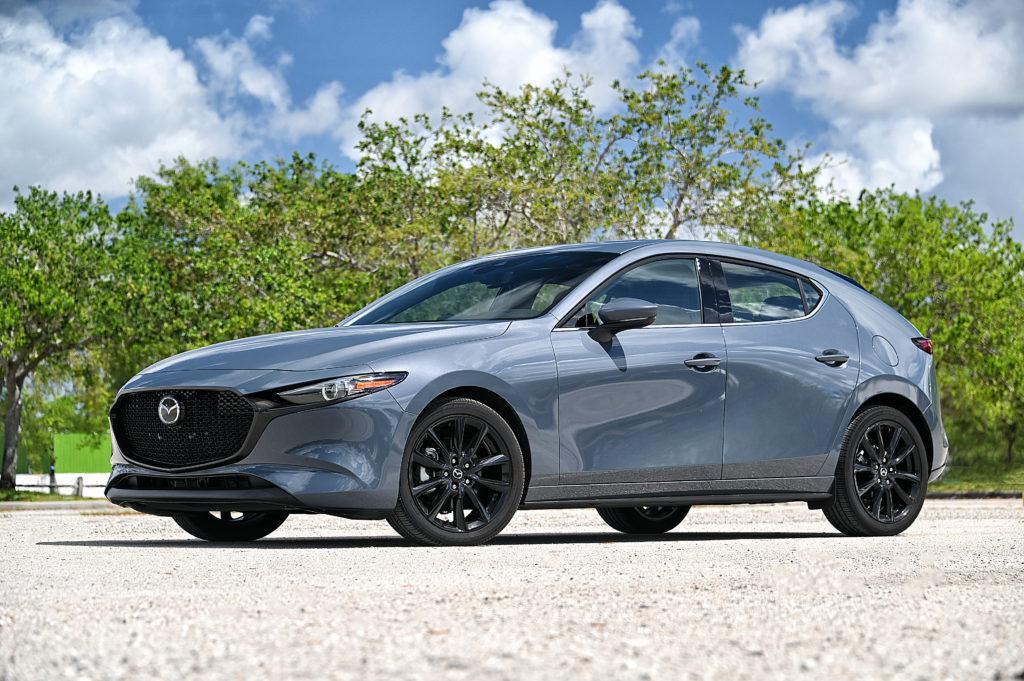 Mazda 3/4