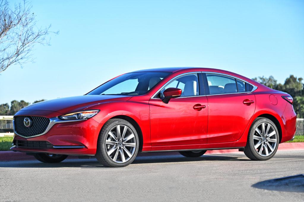 Mazda6Driver's side