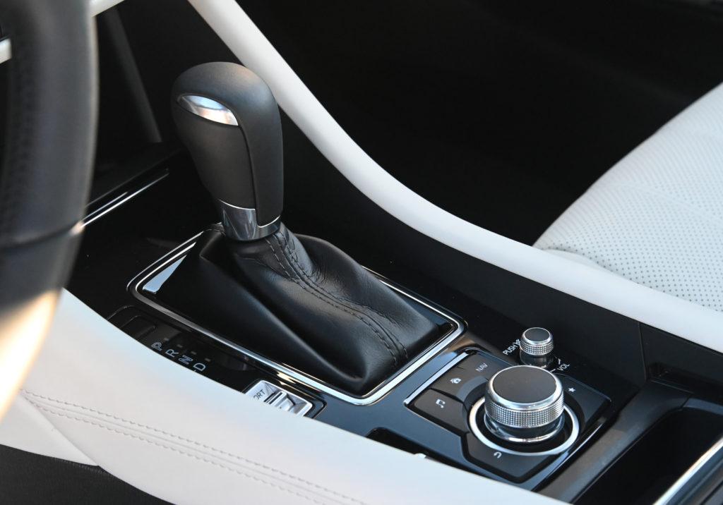 Mazda6 shift lever