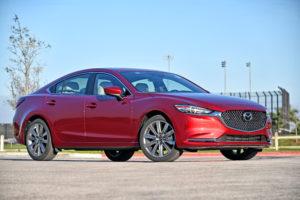 2020 Mazda Mazda6 Signature Model