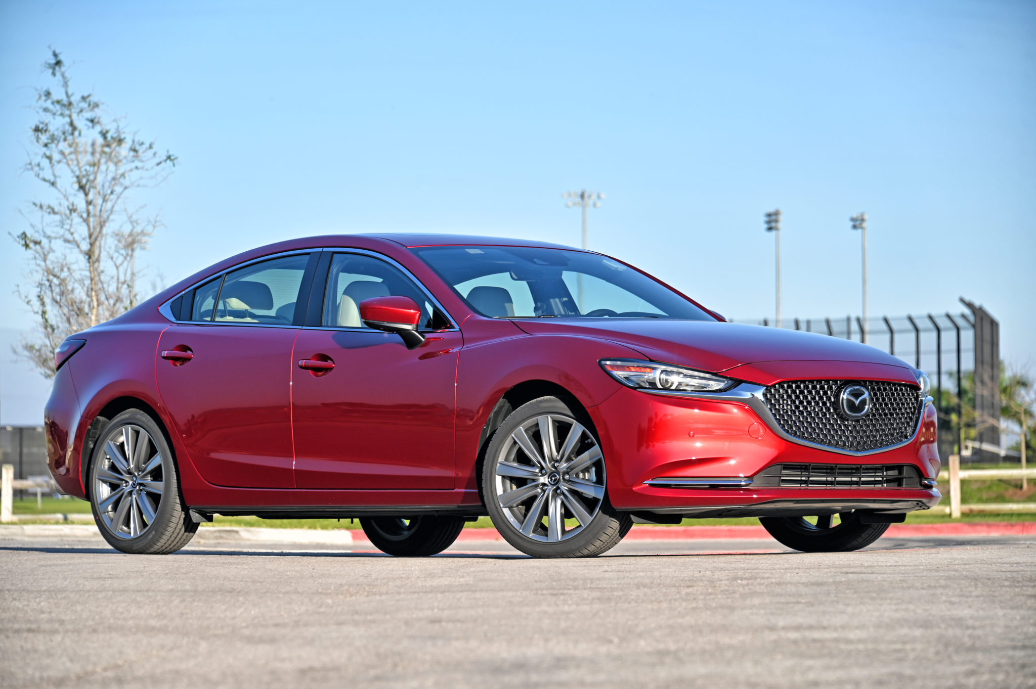 Mazda6 beauty shot