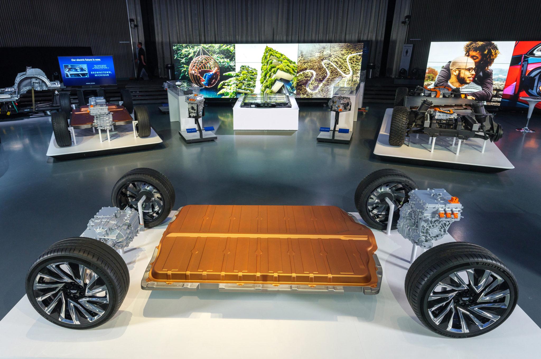 GM Ultium battery platform