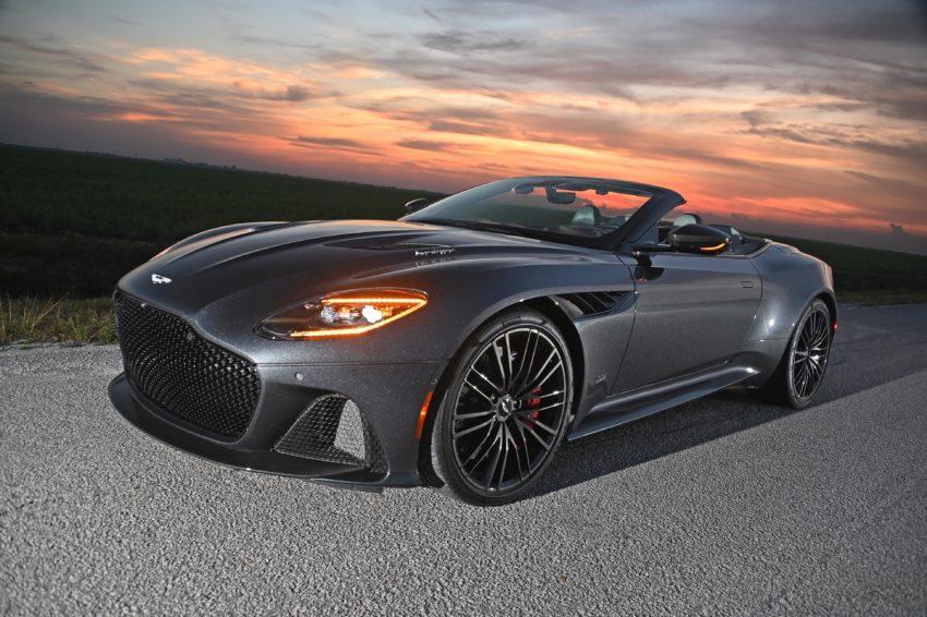 Aston Martin DBS hero pic