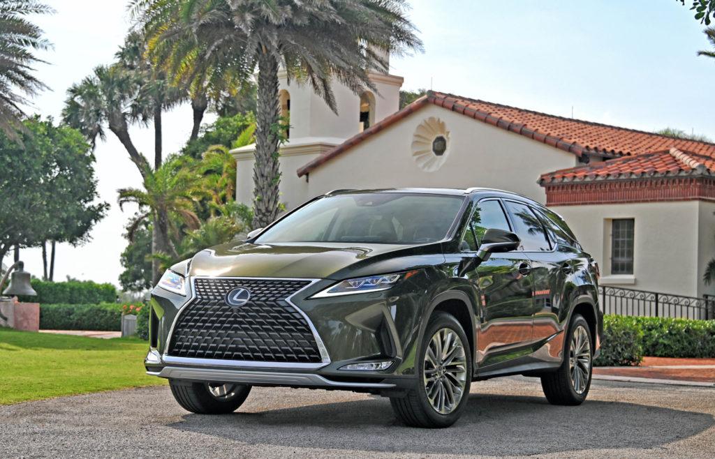 Best Selling Lexus