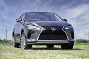 NEW LEXUS RX 350L SUV LET'S YOU EXPERIENCE AMAZING