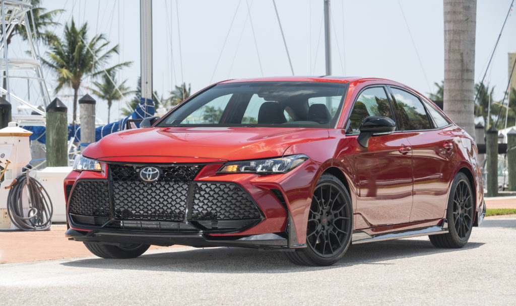 New Toyota Avalon TRD
