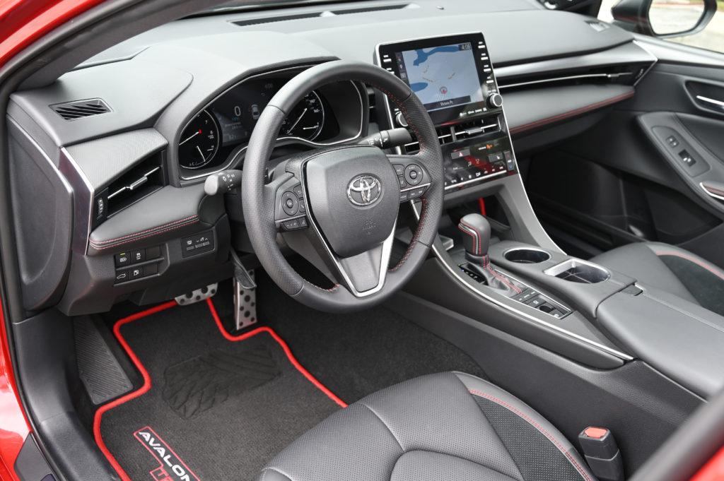 TRD Cockpit