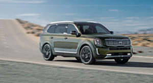 KIA TELLURIDE AND SOUL EV WIN 2020 WORLD CAR AWARDS