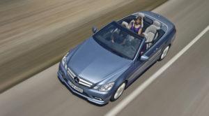 2010 Mercedes E500 Convertible